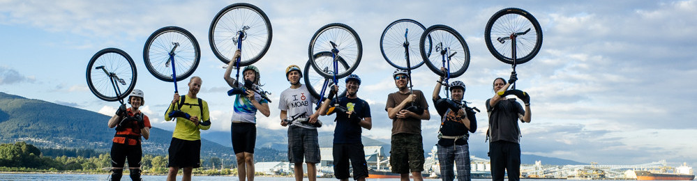 The Vancouver Unicycle Club